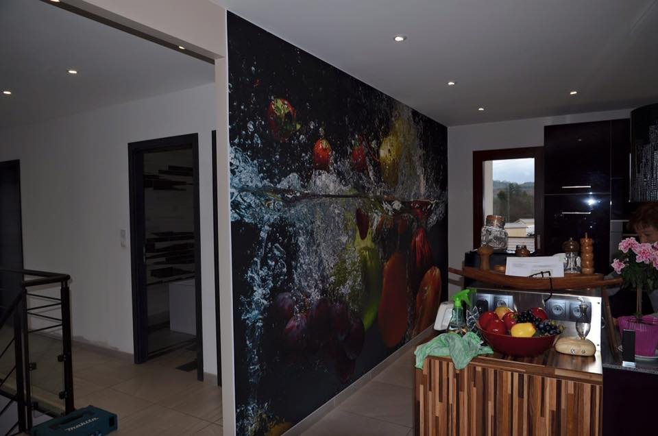 tissu mural tissu tendu mulhouse colmar alsace francis collin d co. Black Bedroom Furniture Sets. Home Design Ideas