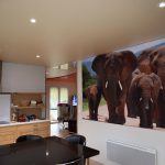 Tissu mural tendu - Francis Collin Deco