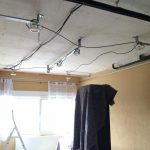 Plafond tendu à chaud à Hettenschlag
