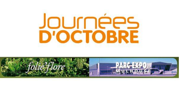 Journées d'octobre Mulhouse du 6 au 16 octobre 2016