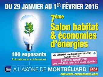 Salon de l'habitat à Montbéliard