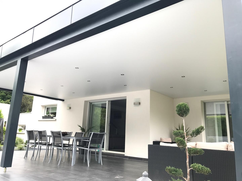 plafond tendu ext rieur morschwiller le bas francis collin d co. Black Bedroom Furniture Sets. Home Design Ideas