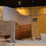 Avant le démarrage du chantier de reconstitution de la Grotte de Chauvet