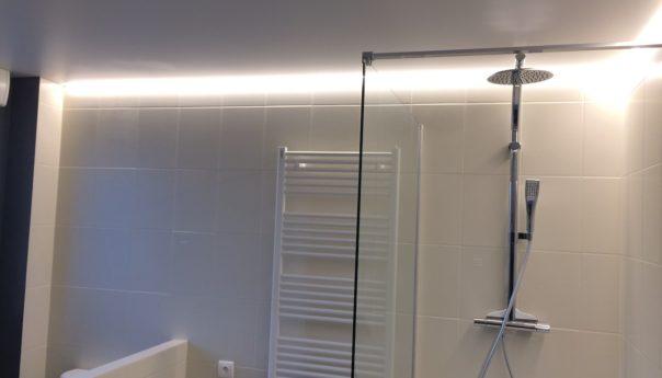 Plafond tendu à Hochstatt