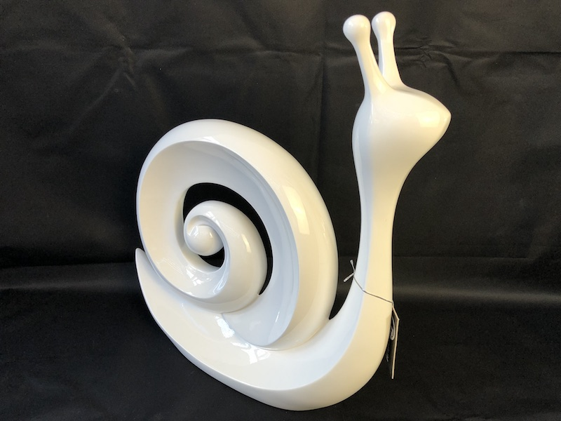 escargot blanc drimmer
