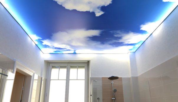 Plafond tendu à Sélestat