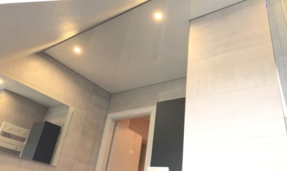 Plafond tendu à Illzach