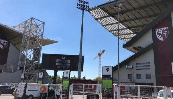 Fan de Foot? Stade Saint Symphorien à Metz