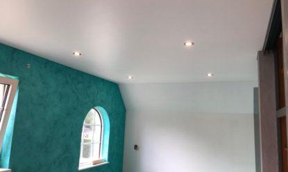 Plafond chambre Muntzenheim