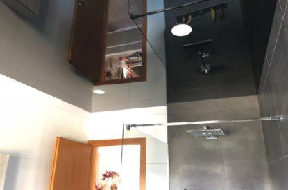 Plafond tendu Salle de bain HOMBOURG