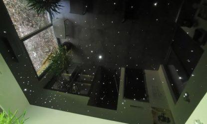 Sous le ciel étoilé de Bergheim