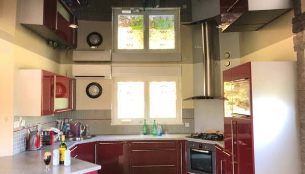 Plafond tendu cuisine MULHOUSE