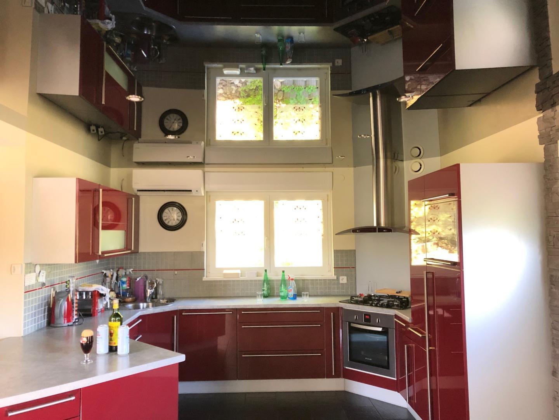 Plafond tendu cuisine MULHOUSE  Francis Collin Déco